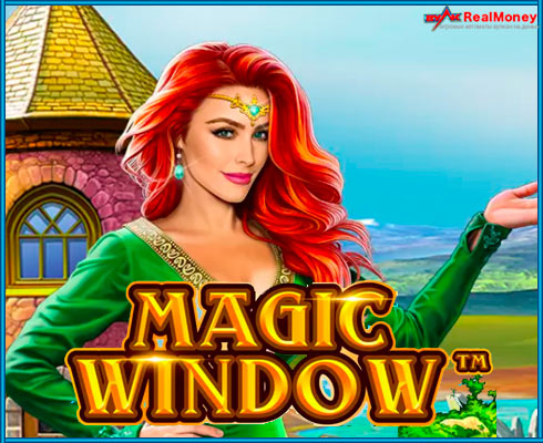 Игра на деньги в казино Вулкан в слот Magic Window